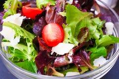 Delicious fresh salad Royalty Free Stock Photos
