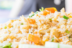 Delicious fried rice thai style Royalty Free Stock Photo
