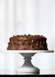 Chocolate cake Stock Image