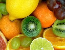 Delicious fruits Royalty Free Stock Photo