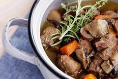 Delicious goulash Royalty Free Stock Image