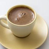 Delicious Greek  coffee Stock Image