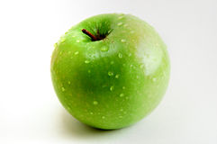 Delicious Green Apple Stock Photography