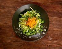 Delicious green broccoli dish Stock Photo