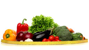 Delicious group of healthy vegetables Royalty Free Stock Photo