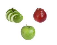 delicious and healthy apples for your health Stock Photography