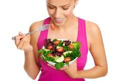 Delicious healthy food Stock Image