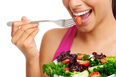 Delicious healthy food Stock Photography