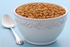 Delicious and healthy granola cereal Stock Photos