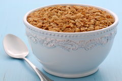 Delicious and healthy granola cereal Stock Photos