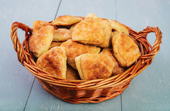 Delicious homemade biscuits Stock Photos