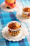 Delicious homemade muffins Royalty Free Stock Photography