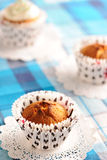 Delicious homemade muffins Stock Images
