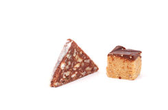 Delicious homemade sweets Royalty Free Stock Photos
