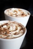 Delicious hot chocolate Stock Photo