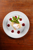 Delicious hungarian dessert closeup Stock Image