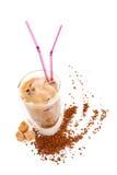Delicious ice coffee. Stock Photos