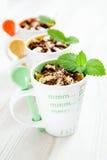 Delicious ice cream Stock Image