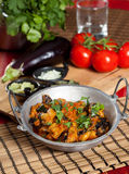 Delicious Indian dish Stock Photo