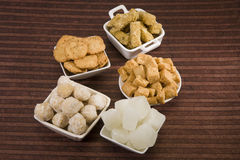 Delicious Indian Sweets Royalty Free Stock Photo