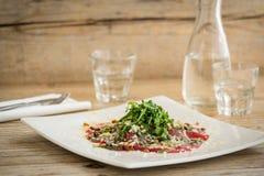 Delicious Italian cuisine. Stock Image
