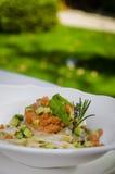 Delicious italian pasta Stock Images