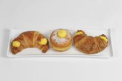 Delicious Italian pastries Stock Photo