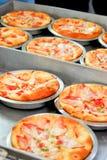 Delicious italian pizza Royalty Free Stock Photos