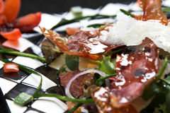 Delicious Italian salad Stock Photography
