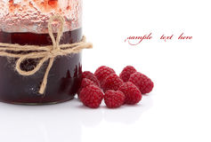 Delicious jam Royalty Free Stock Photos