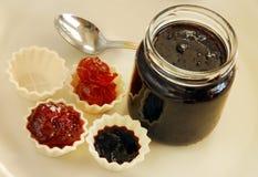 Delicious jam Stock Photos