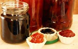 Delicious jam Stock Image