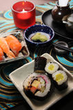 Japanese Food Sushi Stock Image