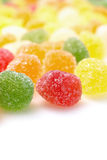 Delicious jelly Royalty Free Stock Images