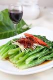 Delicious kale Stock Photo