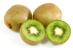 Delicious Kiwis Royalty Free Stock Images