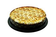 Delicious Lemon Meringue Pie Royalty Free Stock Photography