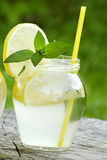 Delicious lemonade Royalty Free Stock Images