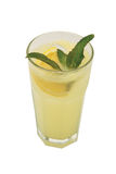 Delicious limonade. How to Make the Perfect cool lemonade Stock Photo