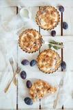 Delicious little tart Royalty Free Stock Photo
