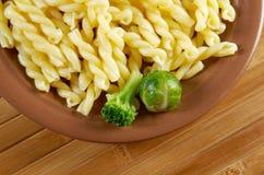 Delicious macaroni pasta Royalty Free Stock Photo