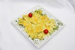 Delicious macaroni Royalty Free Stock Photography