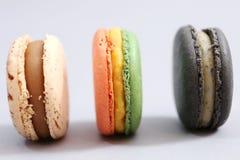 Delicious macarons Royalty Free Stock Photos