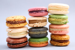 Delicious macarons Royalty Free Stock Image