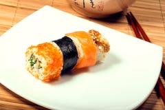 Delicious maki sushi Stock Photo
