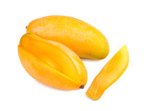 Delicious mango fruit Stock Photo