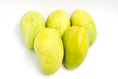 Delicious mangos Royalty Free Stock Photography