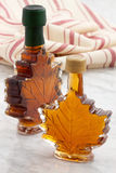Delicious maple syrup. Natural organic delicious maple syrup with a sweet delicate taste Royalty Free Stock Photography