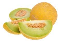 Delicious melon Stock Image