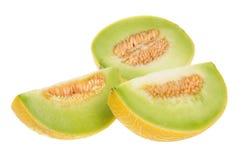 Delicious melon Stock Photography